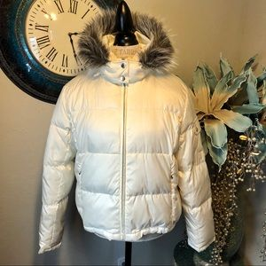 Guess Down filled Puffer jacket  removable hood